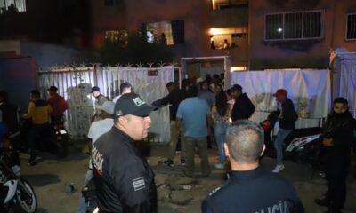 Desalojan a 200 jóvenes por hacer fiesta en Ecatepec