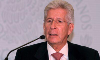 Peña Nieto confirma muerte de Ruiz Esparza tras infarto cerebral