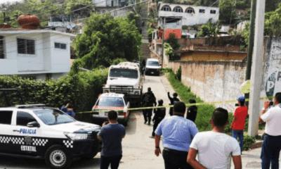 Familia Papantla, Veracruz, Asesinan, Asesinato, Balazos, Motocicletas, Huyen, Agresores,