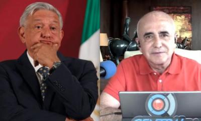 Pedro, Ferriz de Con, Periodista, Llamada, Audio, Filtrado, AMLO, Andrés Manuel, López Obrador, Consejo Coordinador Empresarial, ITAM, Complot,