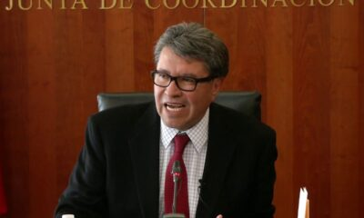 Monreal considera improcedente recortar el aguinaldo a servidores públicos