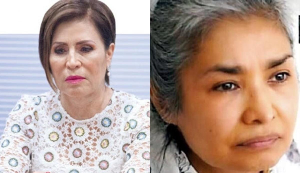 Rosario Robles y directora del Rébsamen son reubicadas en el reclusorio