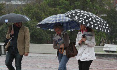 Entra frente frío número 57; provoca lluvias y bajas temperaturas
