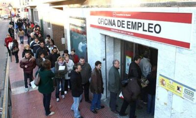 3.8 millones de españoles en el desempleo; cifra más alta en 4 años