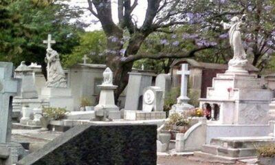 Coyoacán cierra panteones por contingencia sanitaria hasta el 31 de mayo
