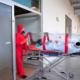 Hospital Autódromo Hermanos Rodríguez recibe a sus primeros pacientes