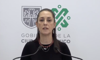 """""""Hay más defunciones por Covid que las reportadas"""": reconoce Sheinbaum"""