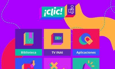 Clic INAI niños derecho a la privacidad de datos personales