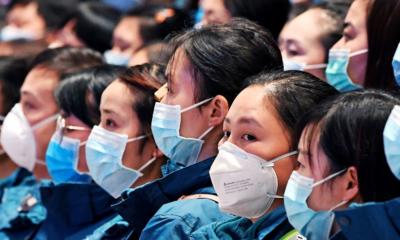 Coronavirus, Covid-19, China, Test, Pruebas, Pandemia, Nuevo, Brote,