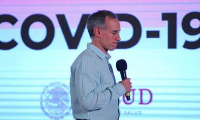 Covid, Coronavirus, Conferencia, Hugo López-Gatell, Gatell, Salud, Contagios, Covid, Modelo, Centinela, Muertes, Fallecidos,