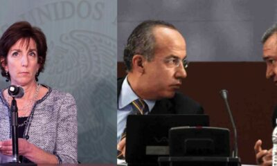 Gobierno de Calderón sabía de pillerías de García Luna, afirma Jacobson