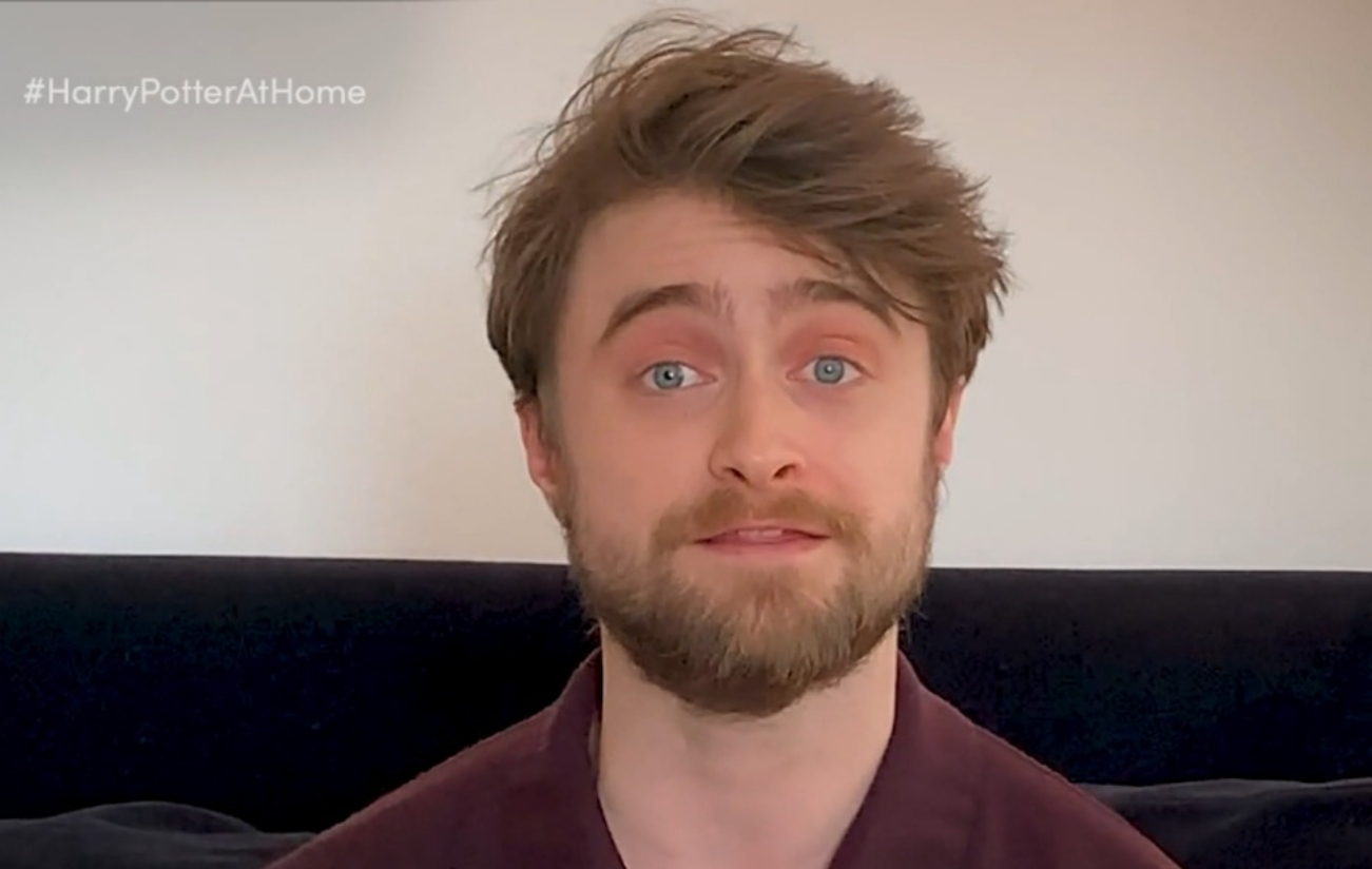 Daniel Radcliffe regresa al mundo de Harry Potter