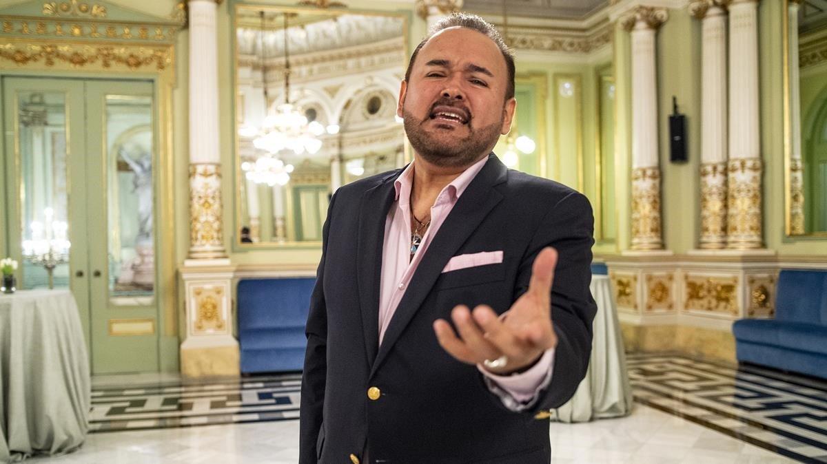 Javier Camarena participará en las transmisiones gratuitas del Met Opera