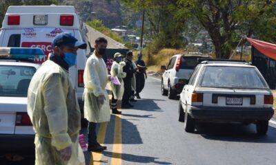 Rápido aumento de contagios y hospitalizados por Covid-19 en el Valle de México: Del Mazo