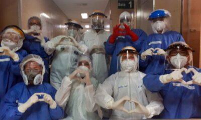Nace bebé de mujer contagiada con Covid-19 en Monclova