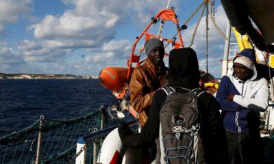ONU pide a la Unión Europea acoger a migrantes en el Mediterráneo