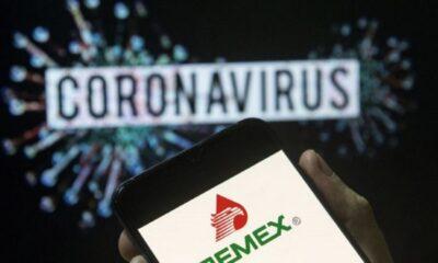 Reporta Pemex 135 defunciones por coronavirus