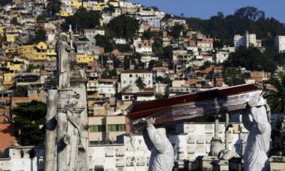OMS decreta a Sudamérica como el nuevo epicentro del COVID-19