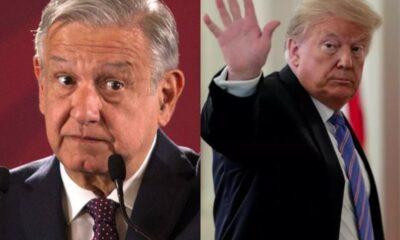 Anuncia Ebrard invitación de Trump a AMLO para reunión el 8 y 9 de julio