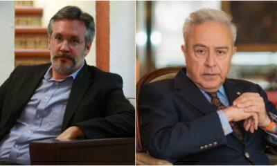 Héctor Vasconcelos considera que Ackerman no debe inmiscuirse en el Senado