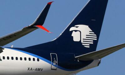 Aeroméxico se declara en quiebra en Estados Unidos