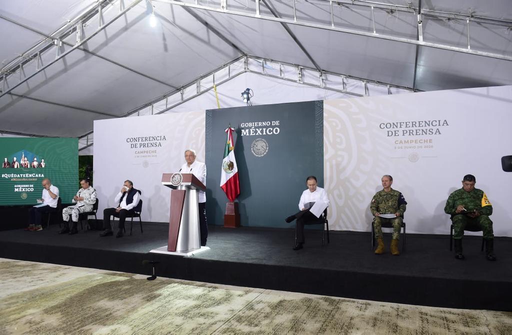 UIF congeló cuentas a Cártel de Jalisco por solicitud de EU: AMLO
