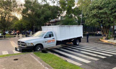 Rechaza CICSA propiedad de camión usado en atentado contra García Harfuch