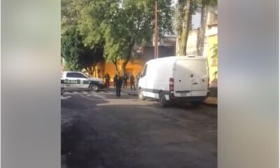Encuentran camioneta relacionada con el atentado a García Harfuch