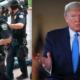 Donald, Trump, Donald Trump, Caída, Anciano, Abuelito, Sangre, Policía, Buffalo, Video,