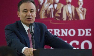 Durazo confirma amenazas contra integrantes del Gabinete de Seguridad