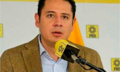 PRD definirá coalición con PAN y MC hasta tener nuevos dirigentes