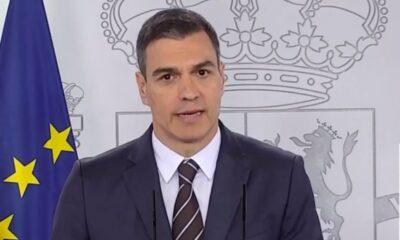 Presenta Pedro Sánchez plan de reconstrucción y recuperación económica