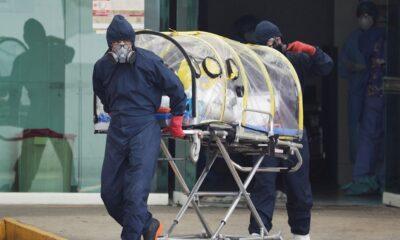 Pemex reporta 2 mil 307 casos de Covid-19 y 388 defunciones