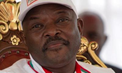 Pierre, presidente, Burundi, Muere, Paro, Cardiaco, Covid-19, Coronavirus, África,