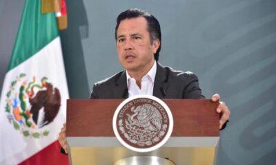Cuitláhuac García informa que se licitará planta en Tuxpan