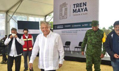 AMLO confía en Carso para evitar otro 'Odebrecht' con el Tren Maya