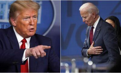 Trump asegura que Biden paga a a los anarquistas de protestas