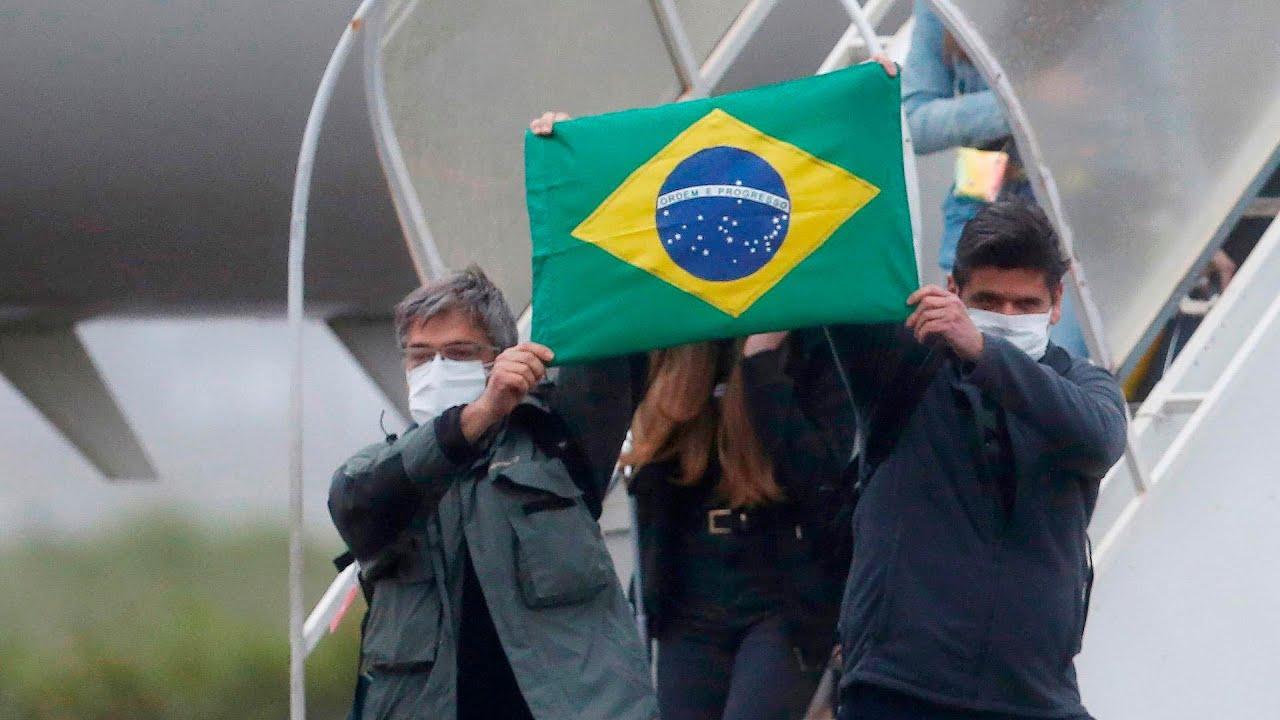 Brasil supera los 40 mil decesos por Covid-19