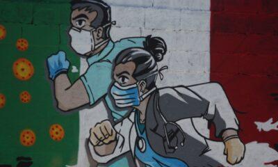 Suman 29 mil 032 contagios de Covid-19 en el personal de salud mexicano