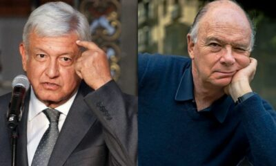 Enrique Krauze se victimiza luego de llamar a frente opositor contra AMLO