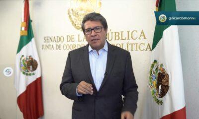 Monreal asegura que AMLO no necesita permiso del Senado para ir a EU