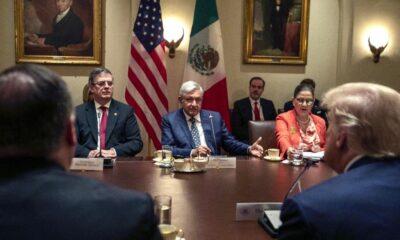Pedí no hablar con Trump sobre el muro, solo de coincidencias: AMLO