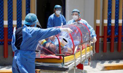 La pandemia de Covid-19 alcanza los 12 millones de contagios