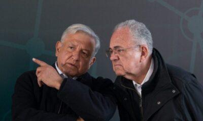 Jiménez Espriú y las diferencias con AMLO