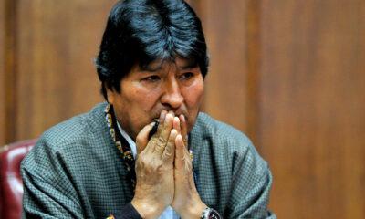Evo Morales es imputado en Bolivia por el delito de terrorismo