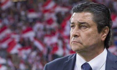 Da positivo a Covid-19 el director técnico de las Chivas
