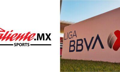 Liga MX nombra a Grupo Caliente su casa de apuestas oficial