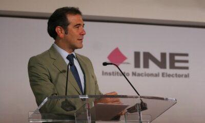 Celebra Lorenzo Córdova elección de consejeros del INE en San Lázaro