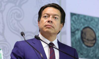 Mario Delgado plantea encuesta abierta para elegir dirigencia de Morena