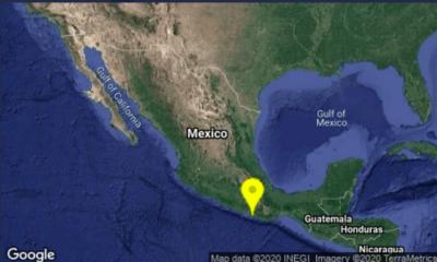 Sismo de 5.5 en Oaxaca; sin daños, reporta el Sismológico Nacional